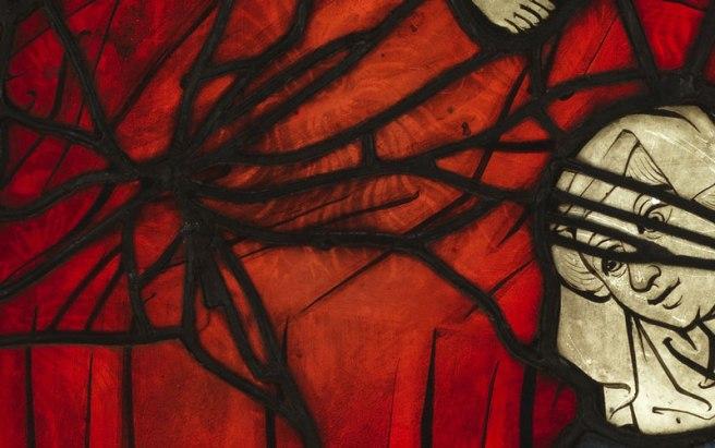 Birth of the Virgin - Detail