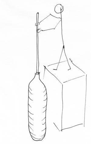 Cylinder-Swinging