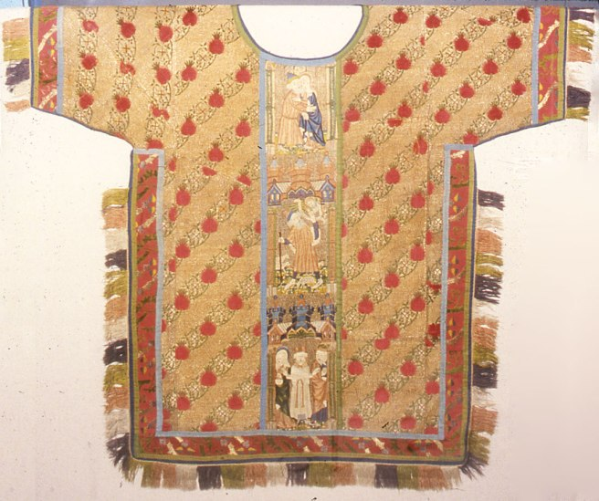 Dalmatic from Whalley Abbey in the Burrell Collection