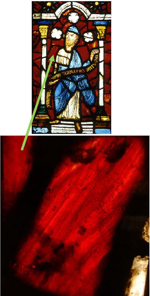 Prophet Jeremiah - Streaky Ruby Red