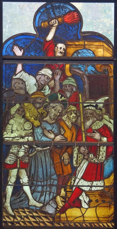 Boppard Christ Before Pilate panel