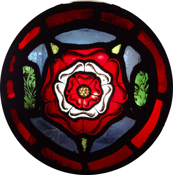 Burrell Collection - Tudor Rose