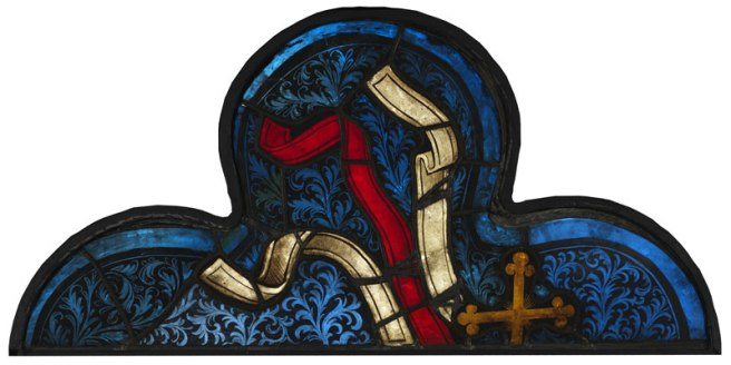 Top of the Boppard Resurrection panel