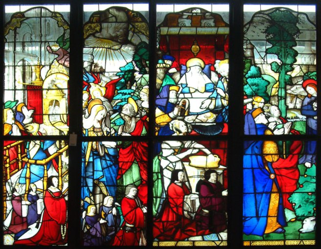Burrell Collection - Scenes from the Life of John the Baptist