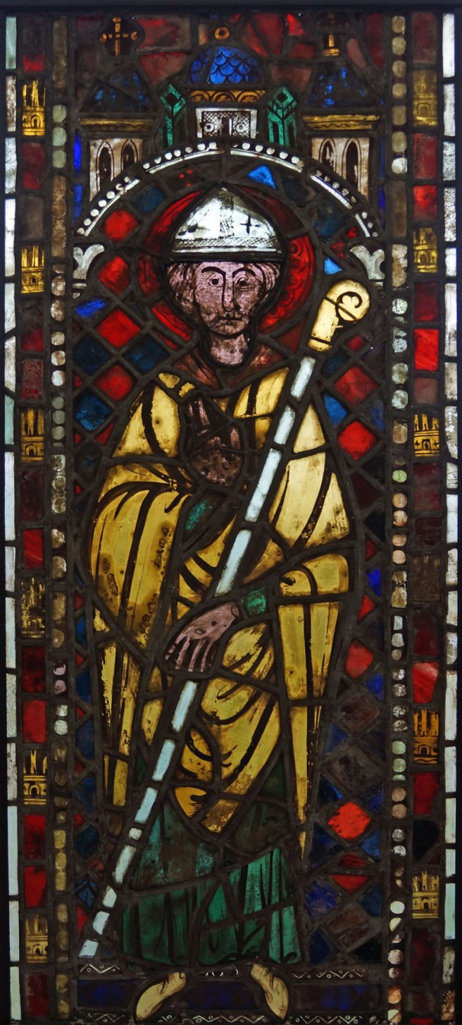 Bishop Saint - German c1230-60