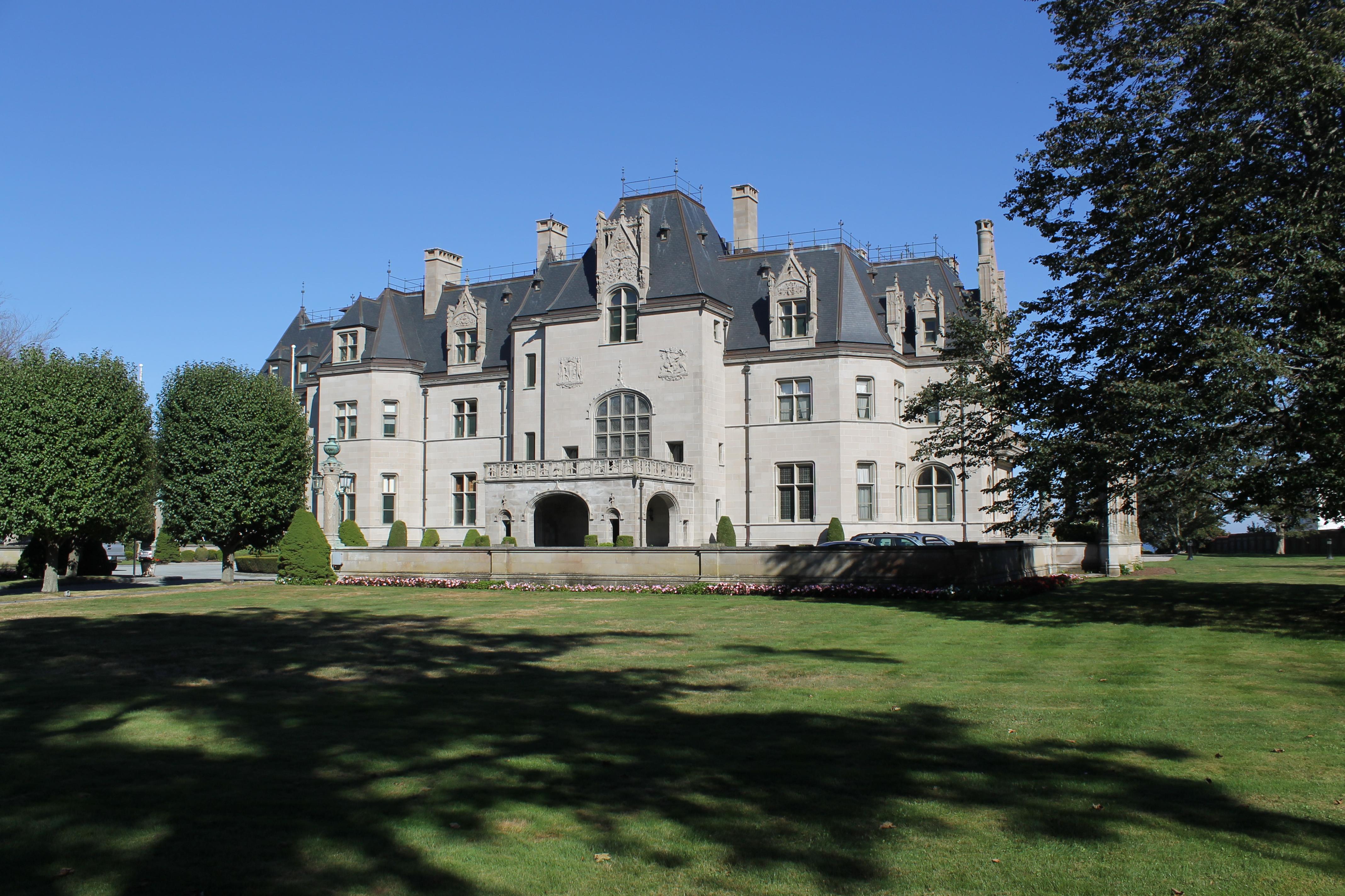 Boppard Abroad Newport Rhode Island Ochre Court