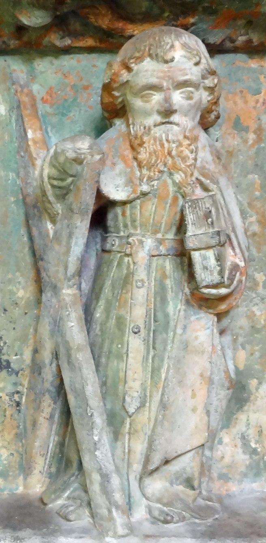 Detail - St Andrew