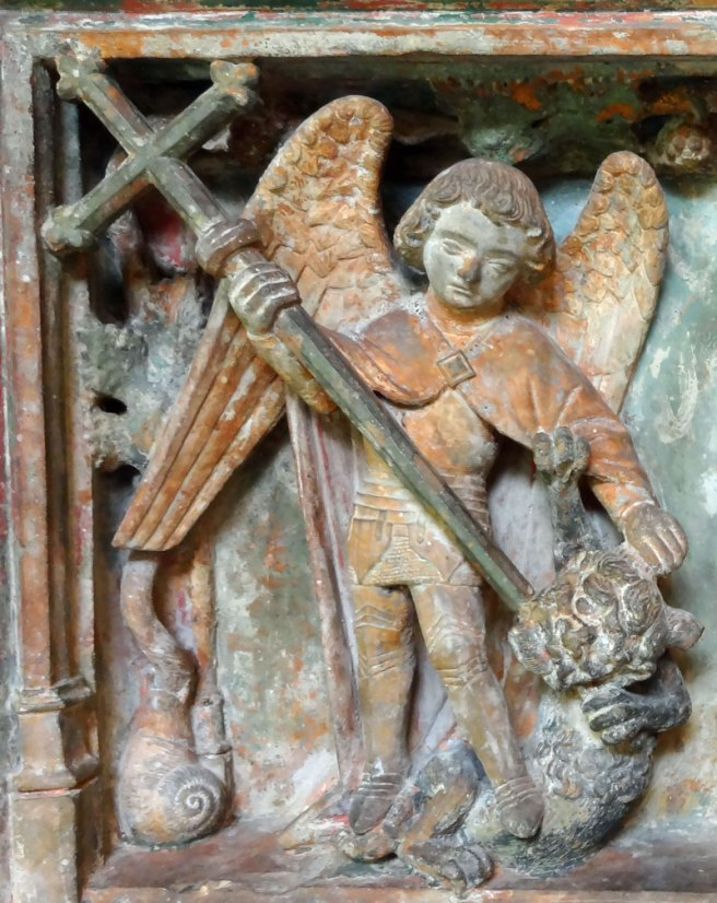 Detail - St George