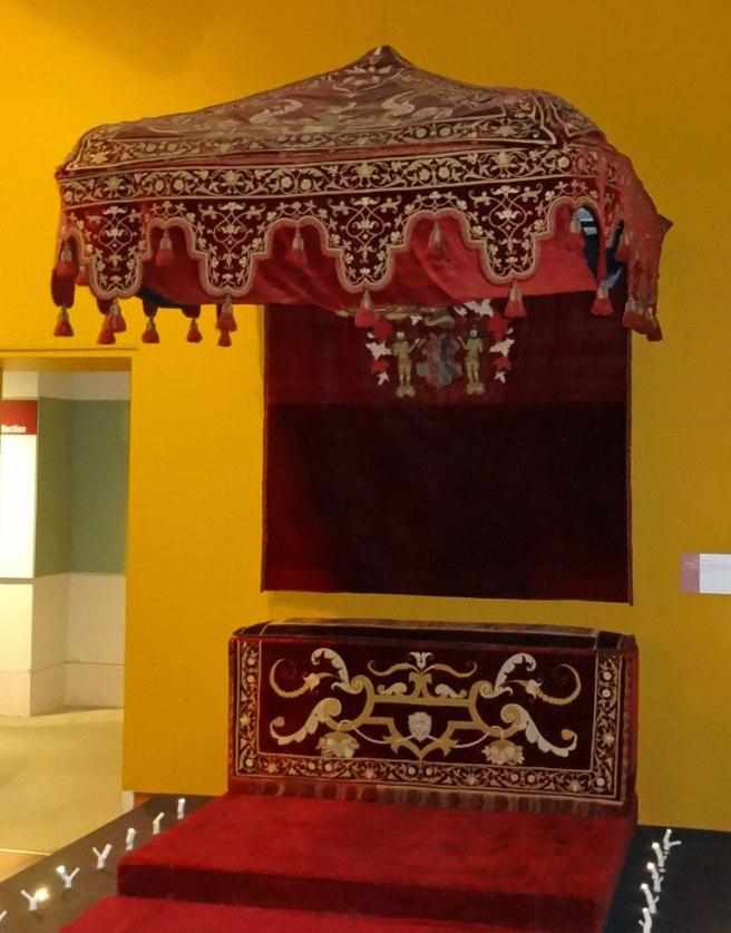 Burrell Collection - Kimberley Throne 1578