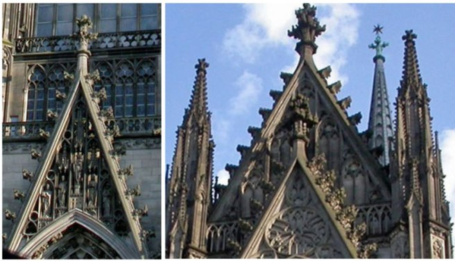 Cologne Cathedral - details