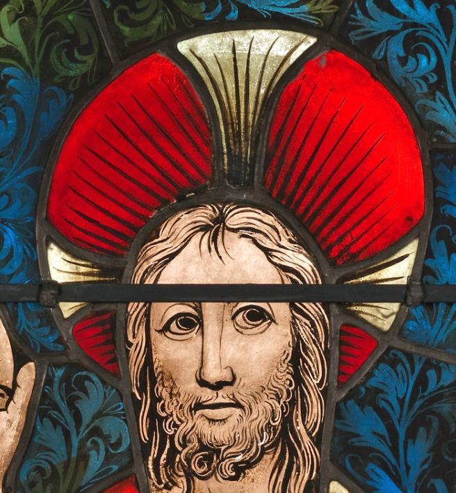 Boppard Jesus from the Resurrection panel