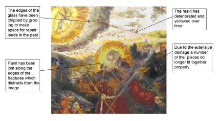 45.523 St Francis Receiving the Stigmata